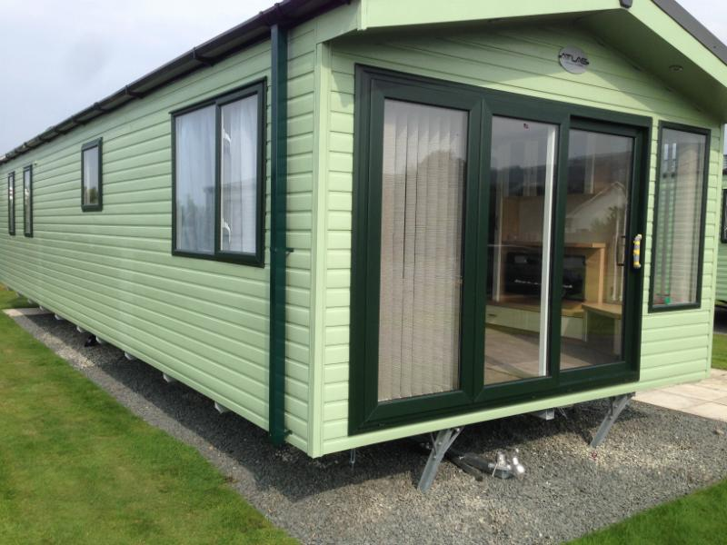 Excellent Caravan Levelling Amp Connecting Harlech Barmouth