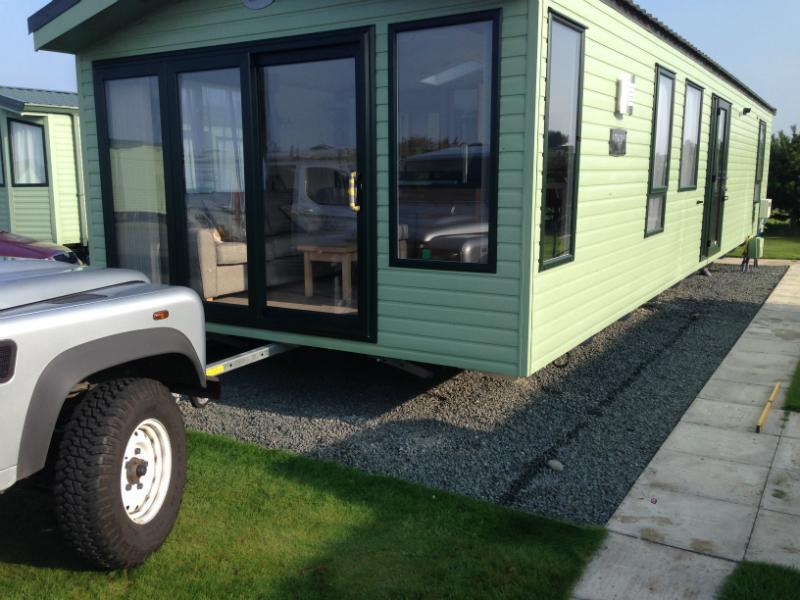 Brilliant Static Caravan Sited For Sale Aldridge Walsall
