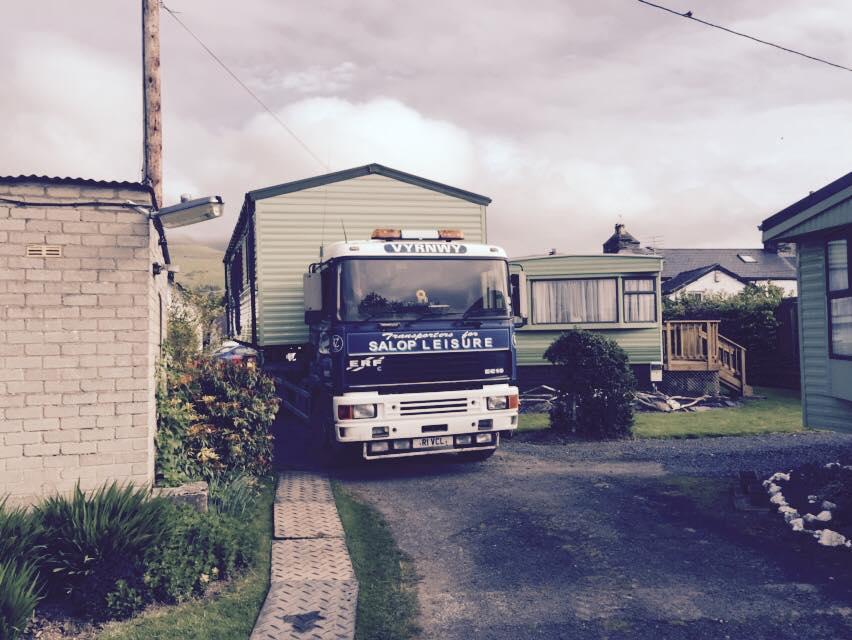 Lastest Twin Unit Caravan Siting Emstrey Shrewsbury