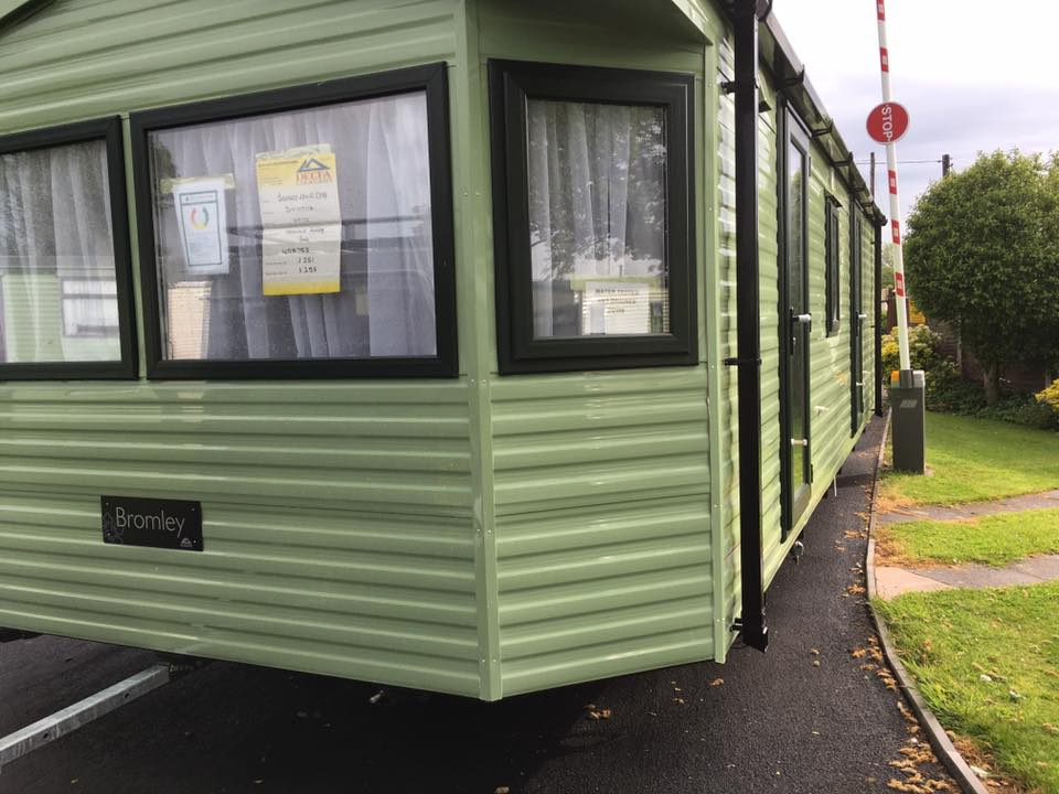 Beautiful Accommodation Near Aberdyfi Caravan And Camping