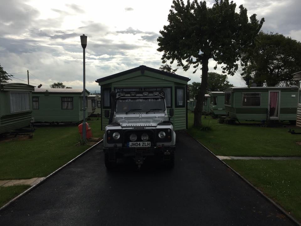 Simple Family Run Caravan Park  Clywedog Caravan Park  Mid