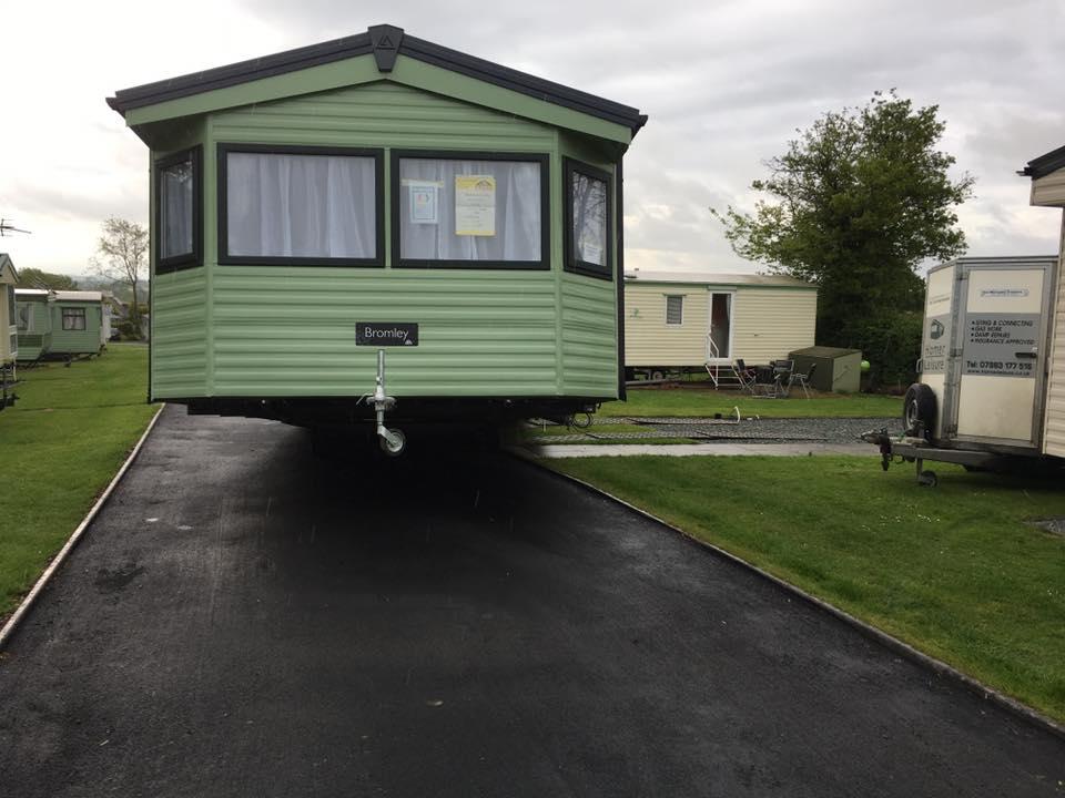 Wonderful Caravan Siting Tywyn Gwynedd